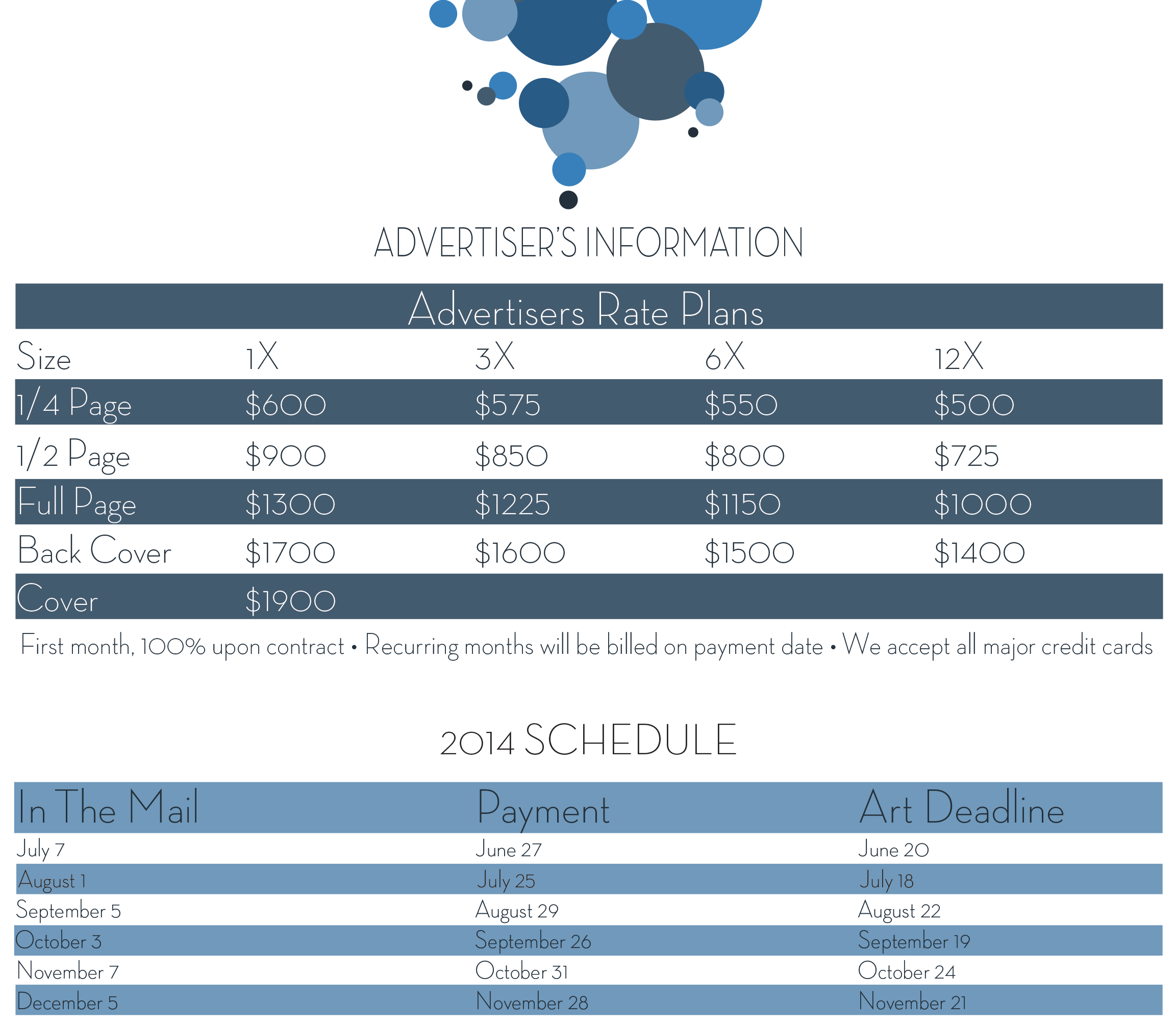 Advertisers-Information