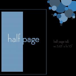 Half Page Tall